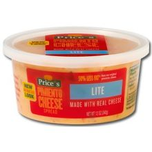 Lite Pimiento Cheese Spread