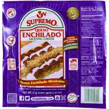 Queso Enchilado Grated Cheese