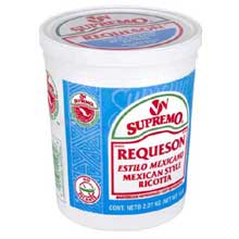 Requeson Mexican Style Ricotta
