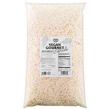 Vegan Gourmet Soy Free Mozzarella Shreds Cheese Alternative