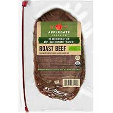 Organic Sliced Roast Beef