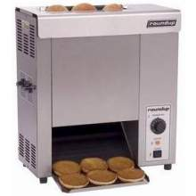 Roundup Vertical Contact Toaster 23.75 inch Height 50 second toasting time