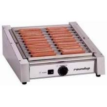 Roundup Single Thermostat Hot Dog Corral Grill 8.5 inch Height