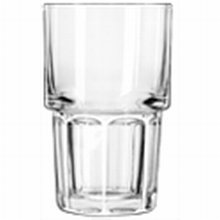 12 Ounce Glass Beverage Gbrt Clear