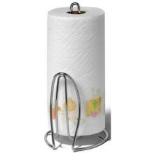 Chrome St Louis Tall Paper Towel Holder