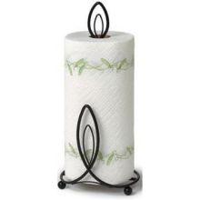Black Lumin Paper Towel Holder