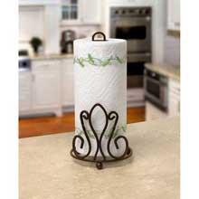 Bronze Patrice Paper Towel Holder