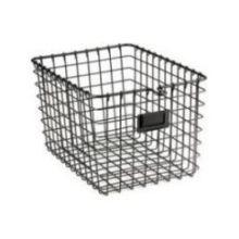 Cool Gray Small Storage Basket