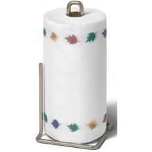 Satin Nickel Dunbar Paper Towel Holder