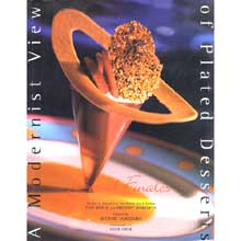 Sale Item Modernist View Of Plated Desserts By Tish Boyle Timothy Moriarty - Hardcover