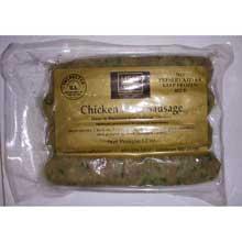 Chicken Basil Sausage