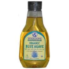 Wholesome Organic Blue Agave - Sweetners 11.75 Ounce