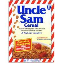 Uncle Sam Cereal - 10 Oz Pack