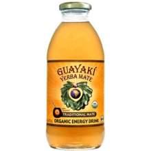 Guayaki Traditional Mate Organic Energy Drink 16 Ounce