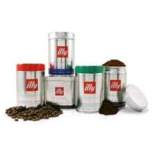 Illy Decaffeinated Espresso Coffee