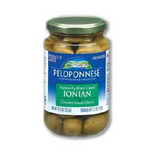 Peloponse Halved Kalamata Olives