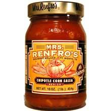 Mrs. Renfro Salsa Chipotle - 16 ounce