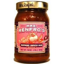 Mrs. Renfro Raspberry Salsa 16 Oz