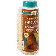 Organic Bread Crumb