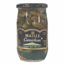 Maille Cornichons/Gherkins - 7.5 Oz Pack