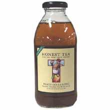 Honest Tea Peach Oolalong 16 Oz