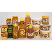 Spreadable Pure Canadian Clover Honey