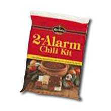Two Alarm Chili - 3.625ounce each