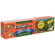 Ezekie Organic Sprouted Grain Fettuccine Pasta 16 Ounce