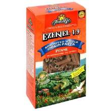 Ezekie Organic Sprouted Grain Penne Pasta 16 Ounce