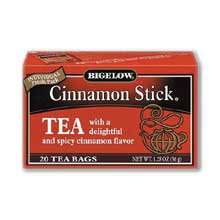 Bigelow Cinnamon Stick Flavored Tea