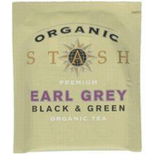 Organic Earl Gray Tea 18 Ct
