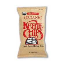 Kettle Foods Organic Potato Chips 5 Ounce