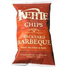 Kettles Backyard Barbeque Potato Chips 9 Ounce