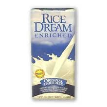 Rice Dream Enriched Orig 32 Oz