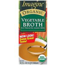 Imagine Organic Vegetable Broth 32 Ounce