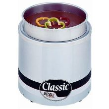 Classic Round Countertop Food Warmer