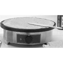 Equipex Discus Electric Crepe Machine 17 diameter x 6 1/4 inch