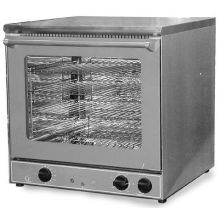 Equipex Pinnacle Half Size Convection Oven 1PH 24 x 24 x 24 inch