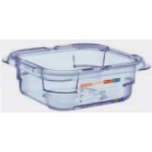 GN One Fourth Size BPA Free Transparent irtight Food Box