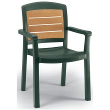 Aquaba Classic Stacking Dining Armchair