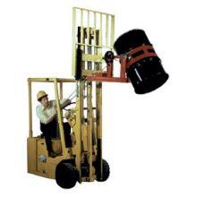 Wesco DGF-30A Fork Truck Drum Lifter and Tilter 30 Gallon Drum Adapter
