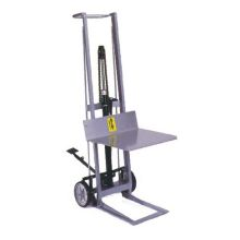 Wesco MPL-54-2022 Series Hydraulic Platform Model Pedalift 54 inch Lift Height