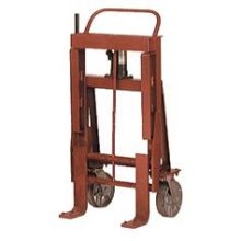 Wesco Heavy Duty RNR-8 Series Rais-N-Rol Machinery Mover - 6 inch Lift