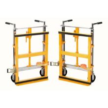 Wesco HFM Series Hydraulic Furniture Mover - 10 inch Lift Height 3950 Pound Capacity-Pair