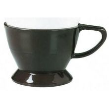 Walnut Plastic Cozy Cup Holder Only
