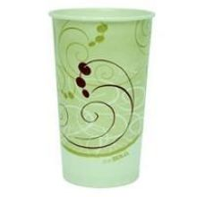 Symphony Design Double Poly Paper Cold Cup 21 Ounce