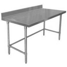 SSP Inc Stainless Steel Standard NSF Work Table X X Inch - 36 x 48 stainless steel table