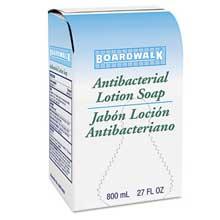 Boardwalk Antibacterial Soap Floral Balsam 800mL Box 12/Carton