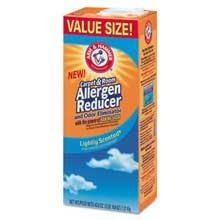 Arm and Hammer Carpet and Room Allergen Reducer and Odor Eliminator 42.6 oz Box