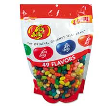 Jelly Belly Candy 49 Assorted Flavors 2lb Bag